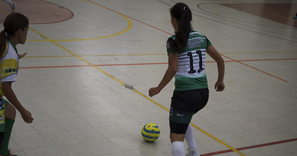 La final del Torneo Profesional femenino de Microfútbol
