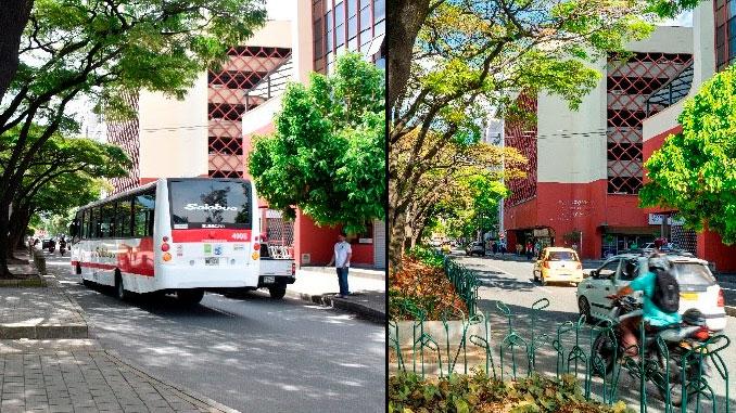 Entrega del nuevo corredor verde en Medellín