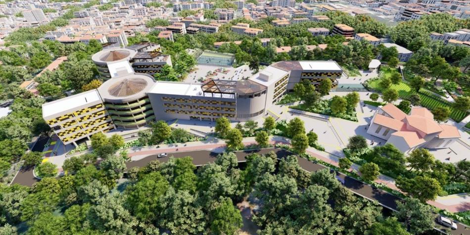 Iniciaron las obras para la construcción de la ciudadela universitaria de occidente