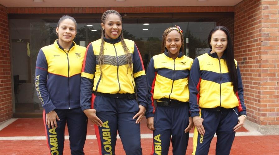 Cuatro colombianas disputarán el Mundial de Boxeo